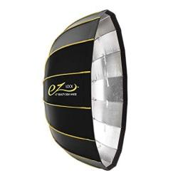 """Glow Ez Lock Collapsible Silver Beauty Dish 42"""""""