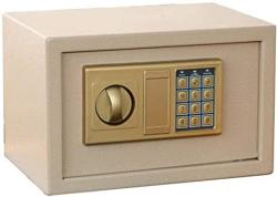USA Zcf Security Safes Security Safes Electronic Digital Security Safe With Alarm Box Keypad Lock Home Office Hotel Business Jewelry Cash Use Storage Co