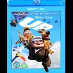 Up DVD & Blu-ray Combo