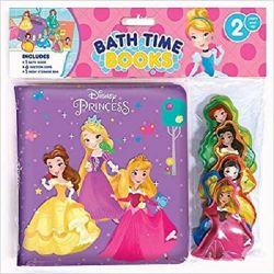 : Bath Time Books Polybag