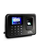 BIOMETRIC Fingerprint Time Attendance Clock Recorder Employee Digital Electronic English Portuguese