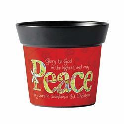 Peace Be Yours Studio M Art Pot AP06046