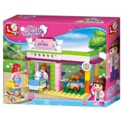 Sluban Girl's Dream - Pet Shop