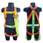 Single Lanyard Safety Harness Full Body