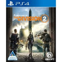 Ubisoft PS4 Tom Clancys The Division 2