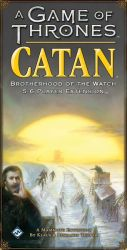 Fantasy Flight Games A Game Of Thrones: Catan Brotherhood Of The Watch - 5-6 Player Extension Board Game