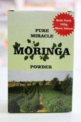Pure Miracle Moringa Powder 100g