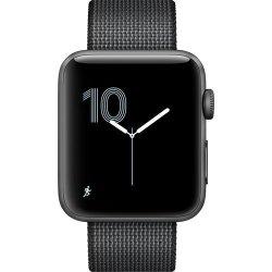 Apple Watch Series 2 Smartwatch 42MM Space Gray Aluminum Ca