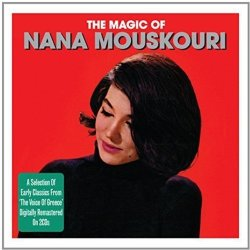 The Magic Of Nana Mouskouri Cd