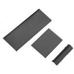Replacement Wii Door Cover Set Black