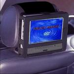 Tfy Headrest Mount For Swivel & Flip Style Portable Dvd Player-9 Inch