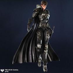 Bluefin Distribution Toys Square Enix Play Arts Kai Faora-ul Man Of Steel Action Figure