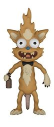 Funko Action Figure: Rick & Morty-squanchy With Boots Collectible Multicolor