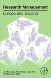 Research Management: Europe And Beyond