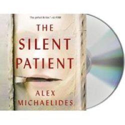 The Silent Patient Standard Format Cd