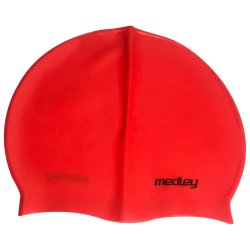 Medley - Silicone Cap Red