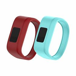 Ancool Compatible With Vivofit Jr Bands Soft Silicone Watch Bands Wristbands Replacement For Vivofit 3 VIVOFIT JR2 VIVOFIT Jr Tracker