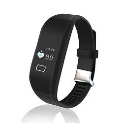 TAIR Fitness Trackers Smart Wristband With Heart Rate Monitors Smart Bracelet For Ios Android