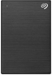 Seagate - 1TB Backup Plus Ultra Touch Usb-c External Hard Drive - Black