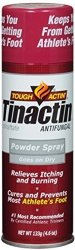 Bayer Health Care, LLC Tinactin Ath Ft Pwd Spry Size 4.6Z