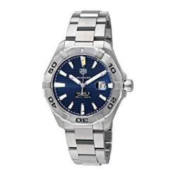 TAG Heuer Aquaracer Automatic Blue Dial Mens Watch WAY2012.BA0927