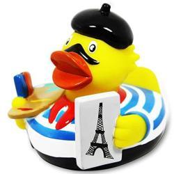USA Rubber Duck - City Duck Paris