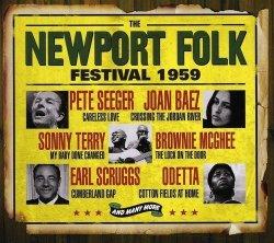The Newport Folk Festival 1959 Cd