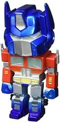 "Transformers Funko Hikari 8"" Vinyl Figure Metallic Optimus Prime"