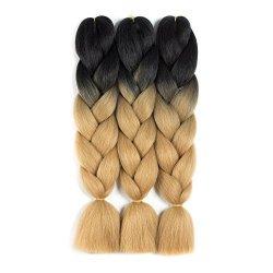 SONNET Synthetic Ombre Jumbo Braiding Hair 3BUNDLES LOT 300G Kanekalon  Fiber Hair Extension For Box Twist Braiding With 10PCS Fr | R1185 00 | Hair