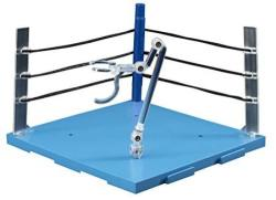 Bluefin Distribution Toys Bandai Tamashii Nations Act Ring Corner The Challenger's Corner Stage Action Figure
