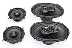 2003-2005 Dodge RAM Pickup 2500 3500 Complete Factory Replacement Speaker Package By Skar Audio