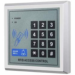 UHPPOTE 125KHZ Rfid Stand-alone Door Access Control Keypad Support 500 Users