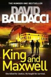 King And Maxwell Paperback