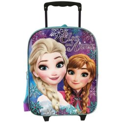 FROZEN - Elsa And Anna Mid Trolley