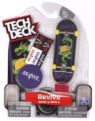 Spin Master Ltd Tech Deck Revive Skateboards Rare Series 9 Arcade Pro Aaron Kyro Dragon Fingerboard Reviews Online Pricecheck