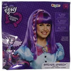 USA Twilight Sparkle Equestria Child Wig