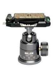Slik SBH-280 Dq Professional Ballhead With Quick Release Supports 8 Lbs. Gunmetal 618-323