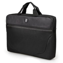 Port Designs Liberty III Top Loading Bag For 17.3? Notebooks Black