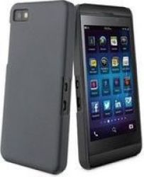 Muvit Black Soft Back Shell Case For Blackberry Z3 | R88 00 | Cellphone  Accessories | PriceCheck SA