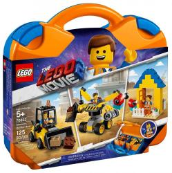 Lego The Movie 2 Emmet's Builder Box