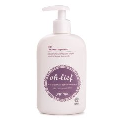Oh-Lief Natural Olive Baby Shampoo & Wash 200ML
