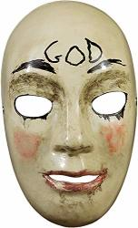 Trick Or Treat Studios The Purge: Anarchy God Mask Officially Licensed