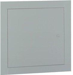 "JL Industries 9TM 10"" X 10"" Flush Universal Access Door Panel Primed For Paint"