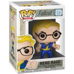 Pop Games - Fallout - Vault Boy Nerd Rage Vinyl Figure