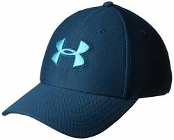 Under Armour Blitzing 3.0 Cap Techno Teal techno Teal deceit Sm md