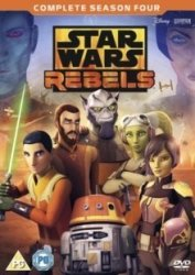 Star Wars Rebels: Complete Season 4 DVD