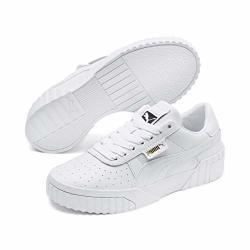 Puma Women's Low-top Sneakers White White 6.5 Us