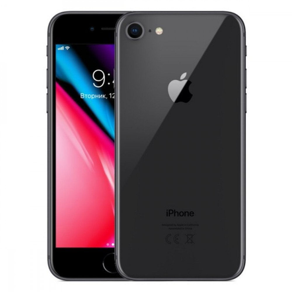 Apple iPhone 8 64GB in Space Grey Special Import