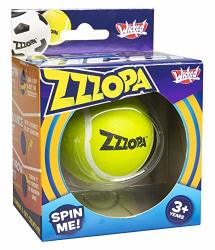 Wicked Vision SP1150 Wicked Zzzopa Sport Ace Play Ball Bouncing Fidget Spinner