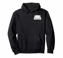 Track Stance Fc RX7 Front And Back Graphic Pullover Hoodie